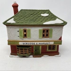 Department 56 Scrooge and Marley Counting House